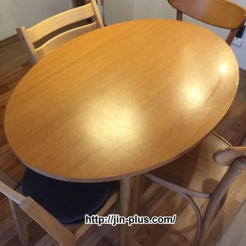 ウニコダイニングテーブル5