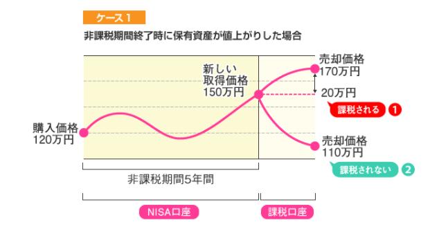 NISA 金融庁2