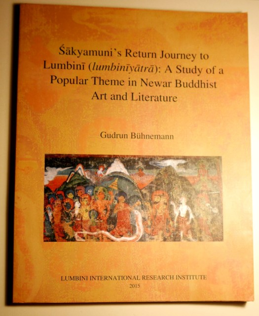 Buehnemann - Shakyamuni's Return Journey to Lumbini
