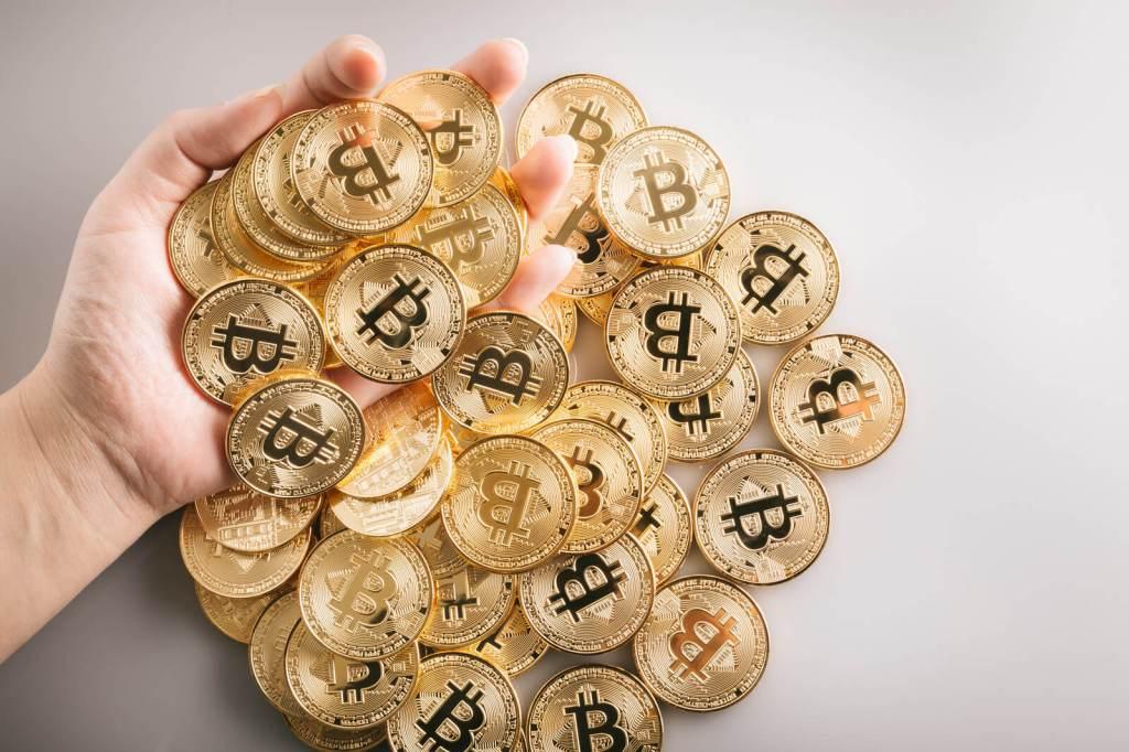仮想通貨をもらう
