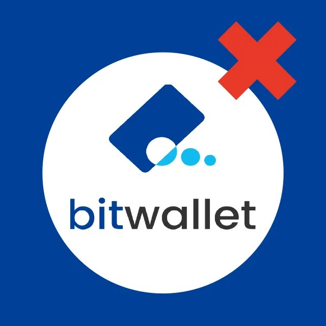 Bitwalletが使えない