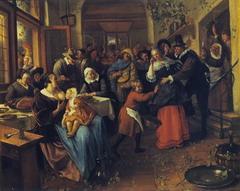 Kulturgeschichte / Liebe / Hochzeit / Hochzeitsfeier