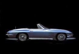 blue-corvette