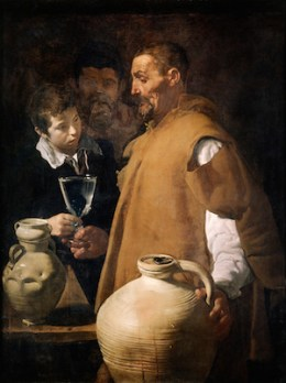 Diego Velázquez 『The Waterseller』 c. 1622, Oil on canvas, 107,7 x 83,3 cm © London, Apsley House, The Wellington Collection English Heritage