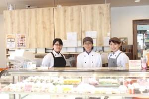 魚沼市【お菓子・吉田屋】カフェスペース スイーツ