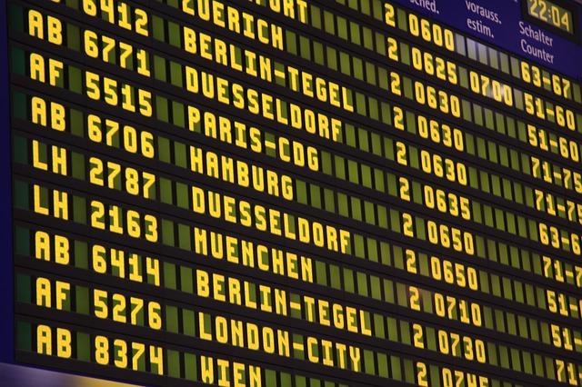 Pravidla leteckého provozu