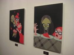 Exposición El Diseño está podrido. Cinemateca Distrital, Bogotá, Colombia. foto: Gretel Álvarez.