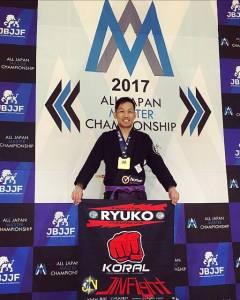 全日本マスター柔術選手権
