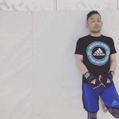アディダス Tシャツ ADIDAS MMA Modelアディダス OFグローブ Traditional Modelアディダス ファイトショーツ Grappling Modelモデル: 中村憲輔