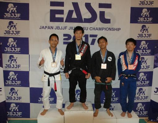 鍵山士門 東日本柔術選手権