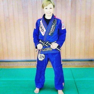 JIN FIGHT adidas MMA & BJJのスポンサードアスリート 三浦彩佳選手#三浦彩佳