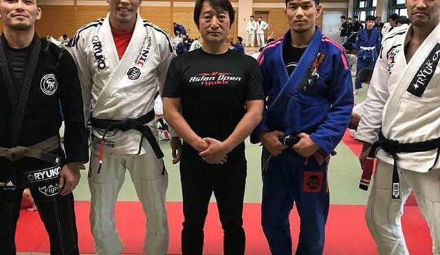 JIN FIGHT adidas MMA & BJJサポート柔術4選手