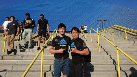 柔術世界大会