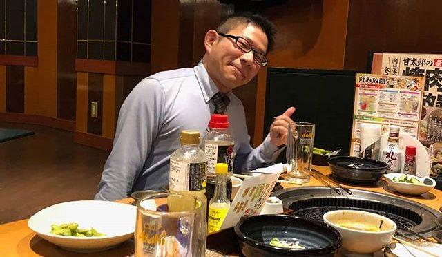 森田真彦選手