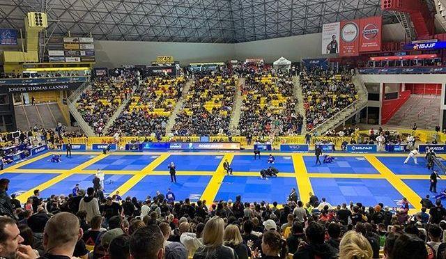ブラジリアン柔術世界選手権結果