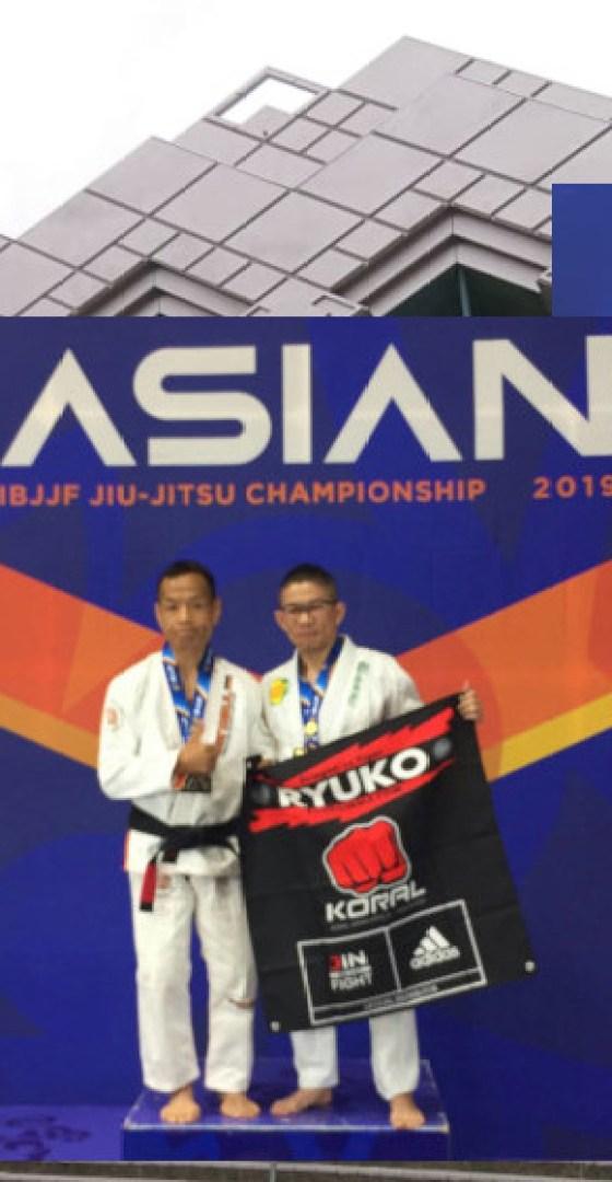 Asian IBJJF Jiu-Jitsu Championship