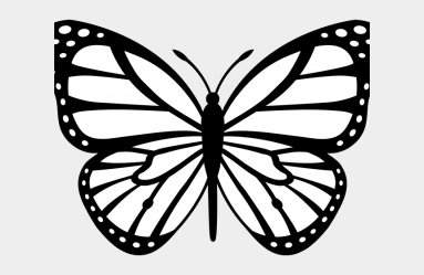 butterfly clipart monarch clip jing fm