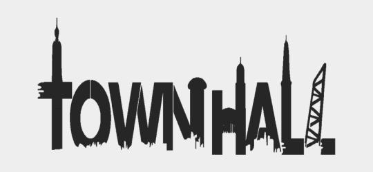 Town Hall Skyline Cliparts & Cartoons Jing fm