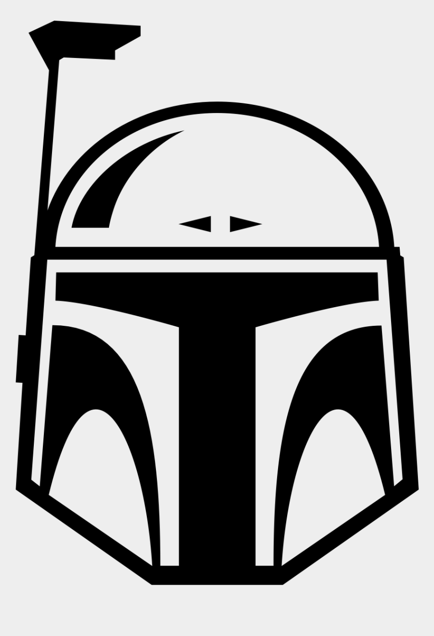 Mandalorian Helmet Silhouette : mandalorian, helmet, silhouette, Helmet, Vector,, Cliparts, Cartoons, Jing.fm