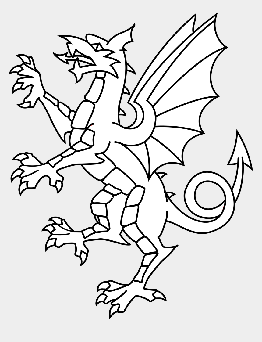 Dragon Clipart Black And White : dragon, clipart, black, white, Dragon, Clipart, Black, White, Shang, Dynasty, Drawings,, Cliparts, Cartoons, Jing.fm