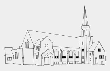 Free Church Big Church Clipart Black And White Cliparts & Cartoons Jing fm