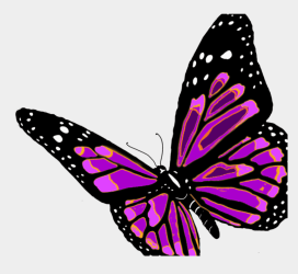 Flying Butterfly Images Clipart Butterfly With Transparent Background Cliparts & Cartoons Jing fm