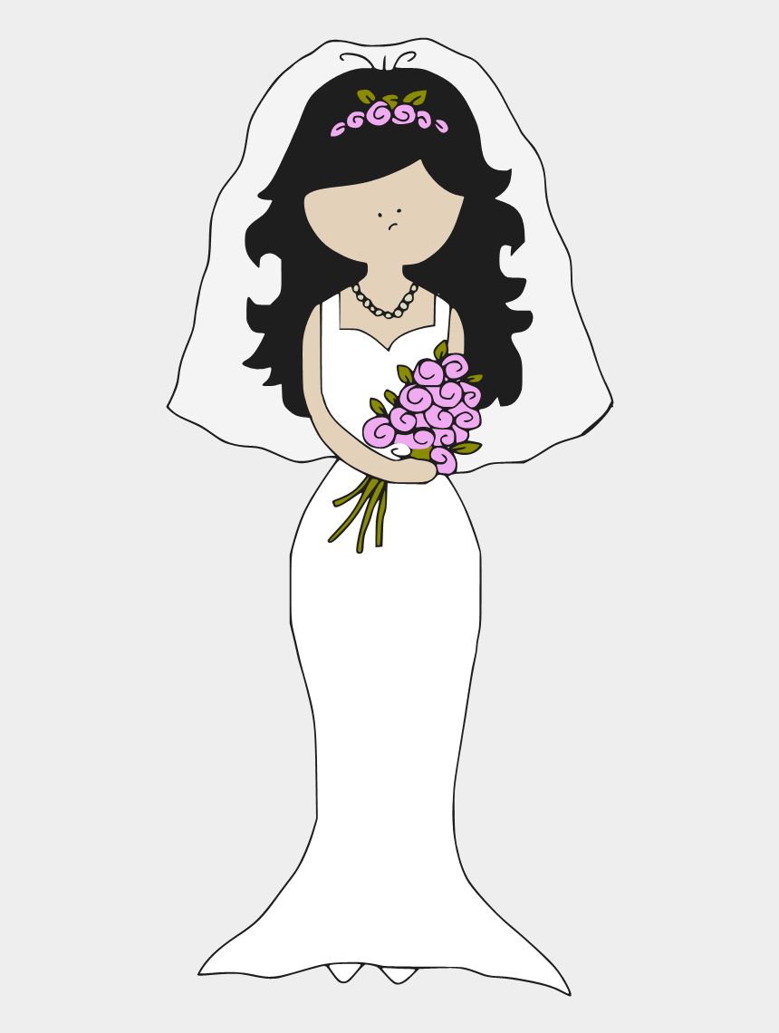 Bride Clipart : bride, clipart, Bride, Clipart, Bride,, Cliparts, Cartoons, Jing.fm