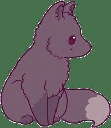 kawaii cute fox drawings animals animal naomi wolf lord backgrounds naomilord silverfox