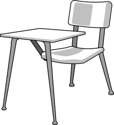 Jenkins Teaching Thoughts Easy School Desk Drawing Transparent Cartoon Jing fm