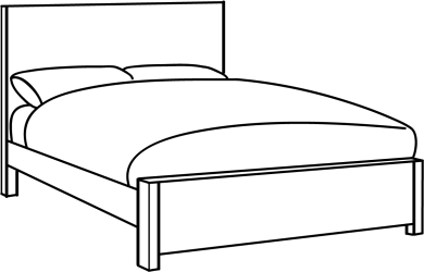 Basic Collection Contract Beds Chairs Ⓒ Bed Frame Transparent Cartoon Jing fm