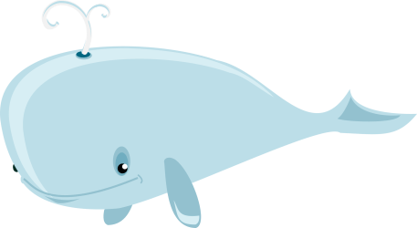 Transparent Whale Carton Whale Cartoon Without Background Transparent Cartoon Jing fm