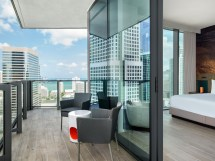 Miami Hotels with Balcony Rooms