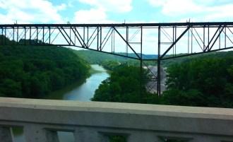 Driving through Kentucky