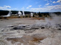 Lots of geysers