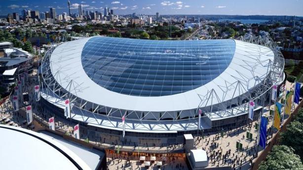 หน้าตาของสนาม  Allianz Stadium ในอนาคต