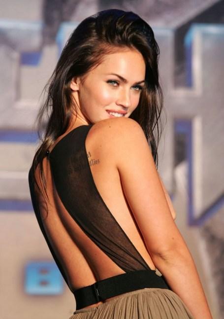 Megan Fox นามสกุลมาจากบรรพบุรุษหน้าตาเหมือนจิ้งจอก