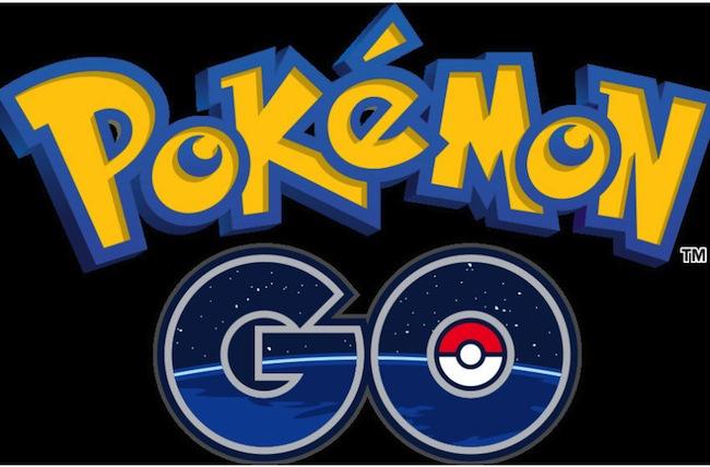 โลโก้หนึ่งของ Pokemon Go