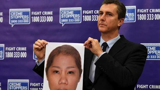 ตำรวจเผยภาพใบหน้าของผู้ตายสร้างจากคอมพิวเตอร์ : ภาพจาก au.news
