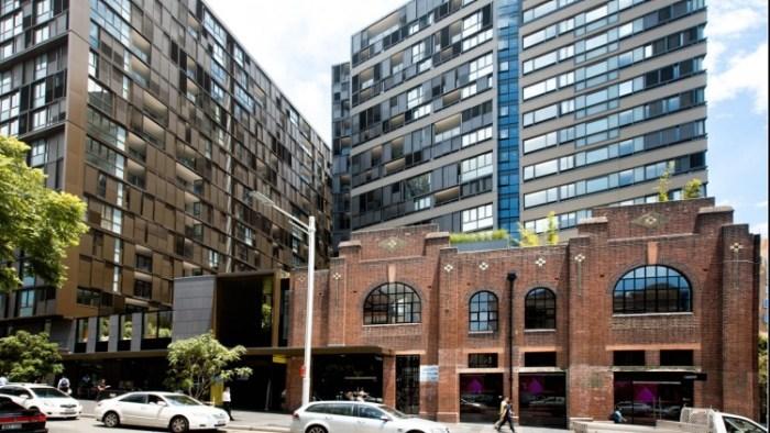 อพาร์ทเมนท์ The Quay ย่าน Haymarket : ภาพประชาสัมพันธ์จาก Domain