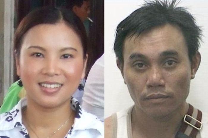 นาง Thi Kim Lien Do และนาย Son Than Nguyen ผู้เสียชีวิต : ภาพจากตำรวจรัฐน.ซ.ว.