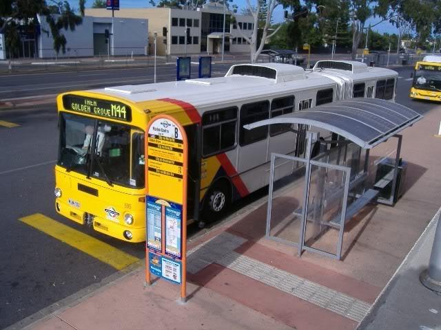รถประจำทางสาย M44 : ภาพจาก busaustralia.com