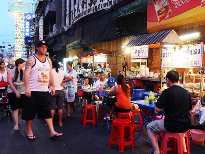 ถนนอาหารเยาวราช กรุงเทพฯ : ภาพชั่วคราวจาก nagatravel.com