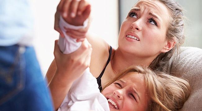 การใช้ความรุนแรงภายในครอบครัวหนึ่งในปัญหาใหญ่ของสังคมในปัจจุบัน : ภาพจาก coastshelter.org.au