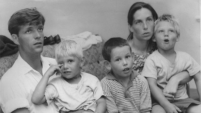 ภาพครอบครัว Grimmer ที่เหลืออยู่ : ภาพจาก forgottenillawarra.files