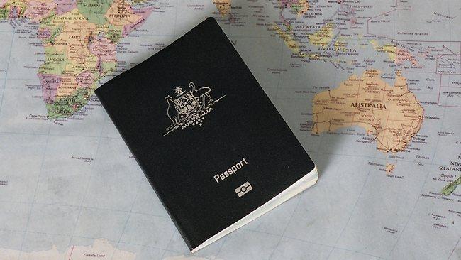 หนังสือเดินทางออสเตรเลียยังไม่แข็งแรงอย่างที่คิด : ภาพจาก news.com.au