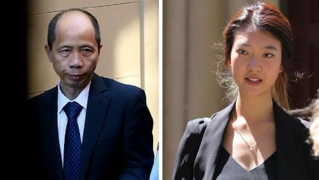นาย Robert Xie และน.ส. Brenda Lin : ภาพจาก outdonews.com