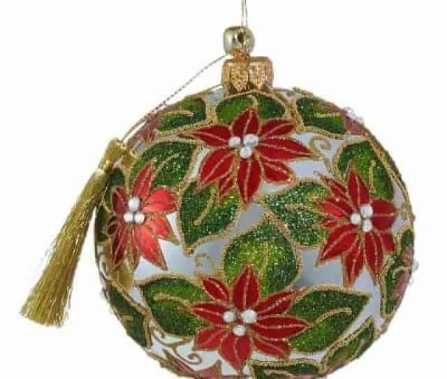 Setia Pilka Jinglenog Designer Christmas Ornaments