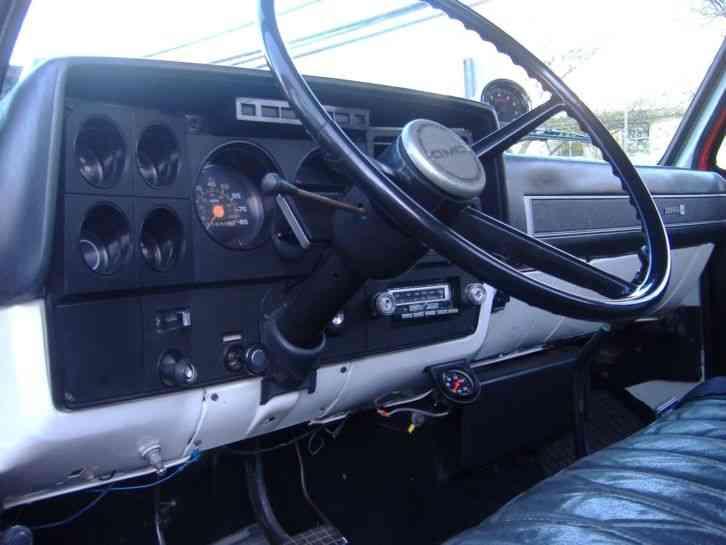Chevy 4x4 Transmission Identification