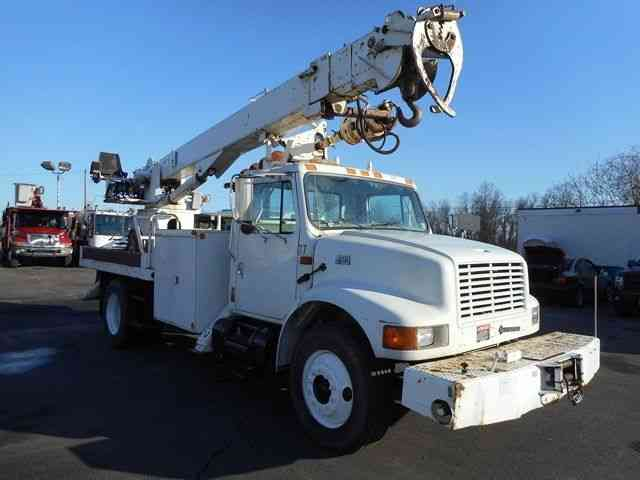 1996 International 4700 Wiring Diagram 1996 International 2674