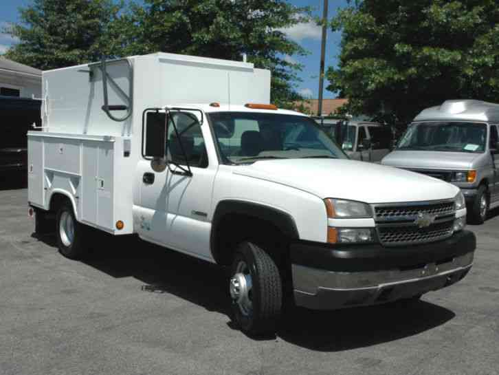 2005 Chevrolet Truck Silverado 3500 Pickup Electrical 591 Chassis